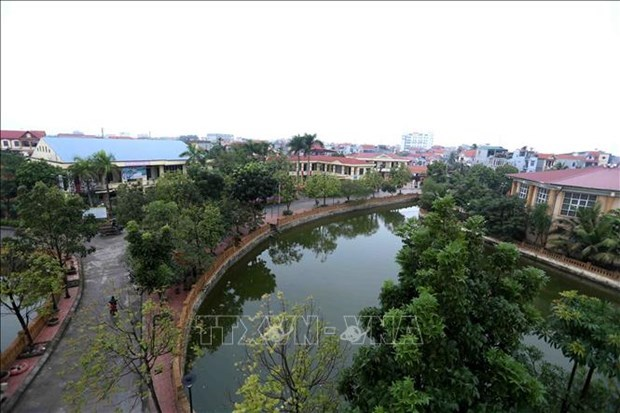 Hanoi depense plus de 2,4 milliards de dollars pour l'edification de la Nouvelle rurale en cinq ans hinh anh 1