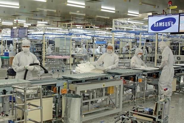 Le secteur de la haute technologie peut accueillir une vague d'investissements sud-coreens hinh anh 1