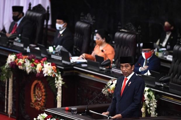 Le gouvernement indonesien fournira 24 milliards de dollars aux plans de relance en 2021 hinh anh 1