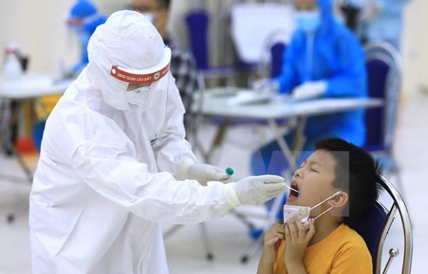 Hanoi: Le comite municipal du Parti demande de multiplier les mesures preventives contre le COVID-19 hinh anh 1