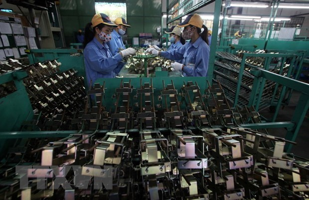 Le Vietnam cherche a developper l'industrie auxiliaire dans le contexte de COVID-19 hinh anh 1