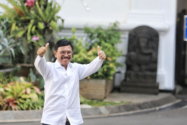 Les services 4G atteignent toutes les regions d'Indonesie d'ici fin 2022 hinh anh 1
