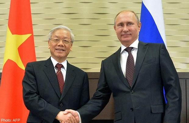 La Russie salue le role du Vietnam au sein des organisations regionales et internationales hinh anh 1