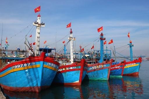 Vietnam-Chine : l'Accord de cooperation en matiere de peche est arrive a expiration hinh anh 1