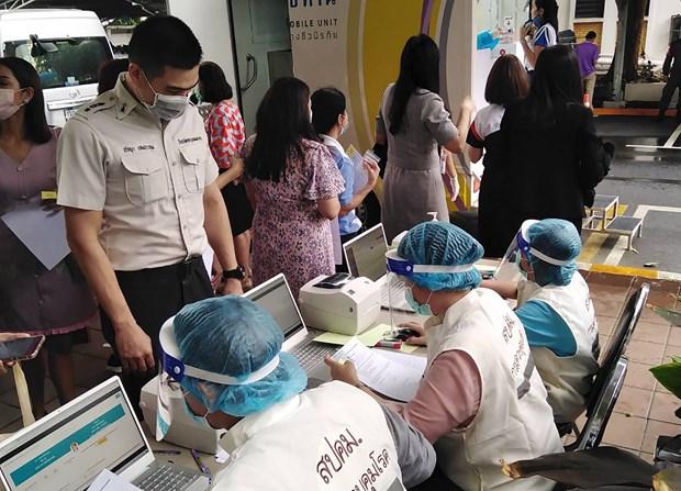 COVID-19: la Thailande, la Malaisie et l'Indonesie continuent de signaler de nouveaux cas hinh anh 1