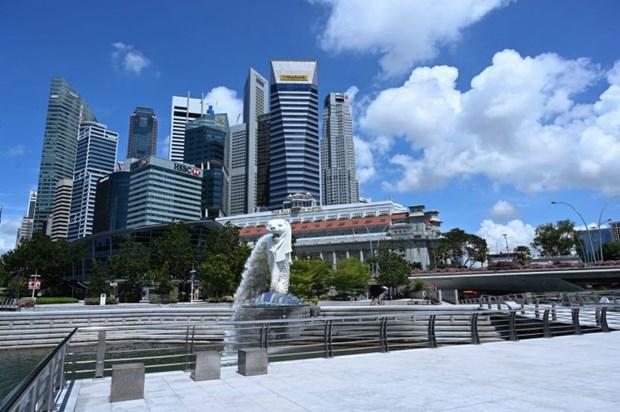 L'economie de Singapour devrait se contracter de 6% en 2020 hinh anh 1