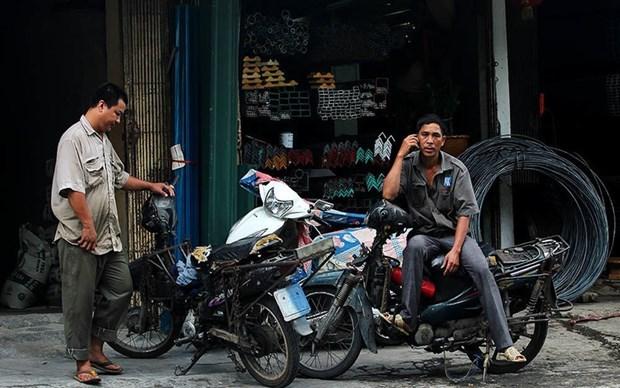 Hanoi envisage de subventionner le remplacement des vieilles motos hinh anh 1