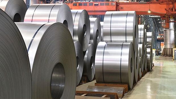 L'Indonesie table sur 15 milliards de dollars d'exportations de produits en fer et en acier hinh anh 1