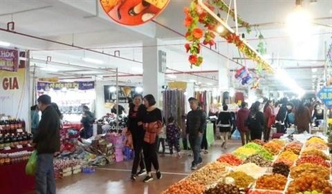 Socialisation du reseau de marches a Lao Cai hinh anh 1