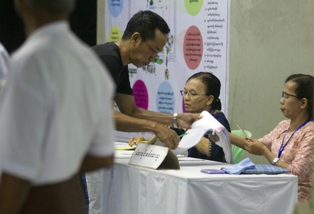 Le Myanmar prevoit toujours d'organiser des elections generales le 8 novembre hinh anh 1
