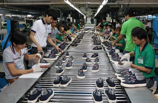 Hanoi: les exportations au troisieme trimestre en hausse de 10,3% hinh anh 1