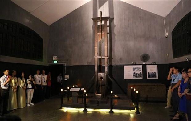 Hanoi : lancement d'un circuit nocturne a la Maison centrale hinh anh 1