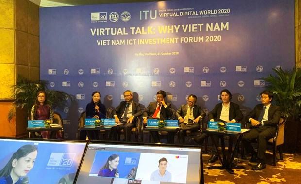 Le Vietnam accorde la priorite a la transformation numerique hinh anh 1