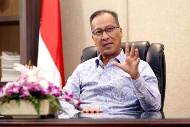 Indonesie et Republique de Coree renforcent leur cooperation dans l'industrie hinh anh 1