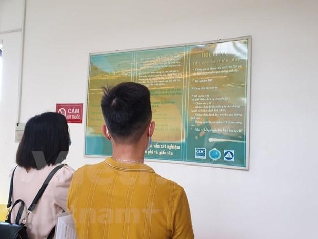 La lutte de 30 ans du Vietnam contre le VIH/Sida hinh anh 3
