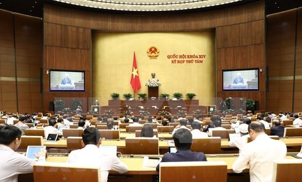 La 14e legislature de l'AN : debut des seances de questions-reponses de la 10e session hinh anh 1