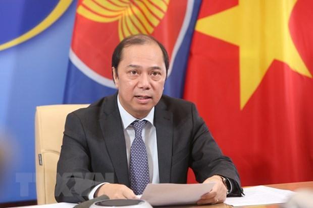Le Vietnam atteint les resultats de l'Annee de la presidence de l'ASEAN 2020 hinh anh 1