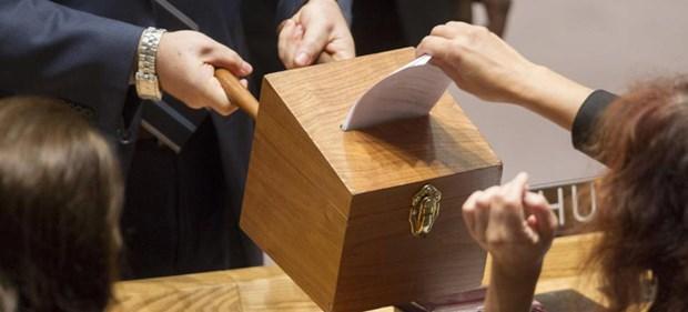 ONU : le Vietnam participe a l'election de membres de la Cour internationale de la justice hinh anh 1