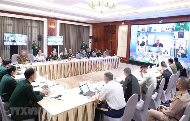 L'ASEAN renforce la cooperation substantielle en matiere de defense hinh anh 1