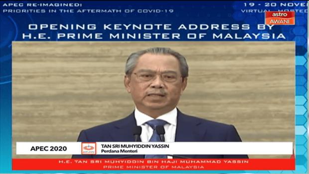 Le Premier ministre malaisien exhorte l'APEC a assurer un commerce libre et ouvert hinh anh 1