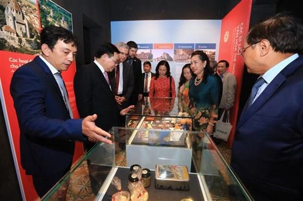 La Cite imperiale de Thang Long-Hanoi celebre le 10e anniversaire de sa reconnaissance par l'UNESCO hinh anh 3