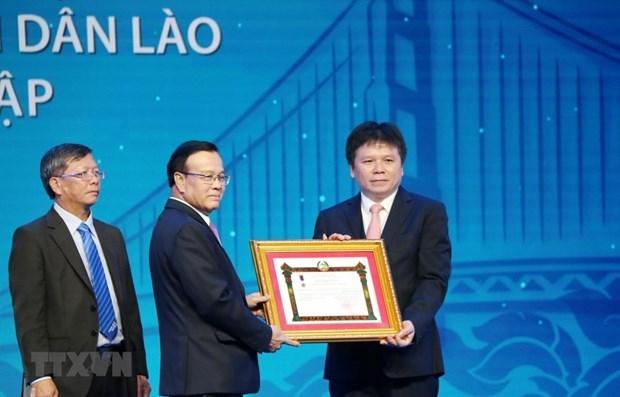 Le Vietnam, 3e investisseur etranger au Laos hinh anh 1