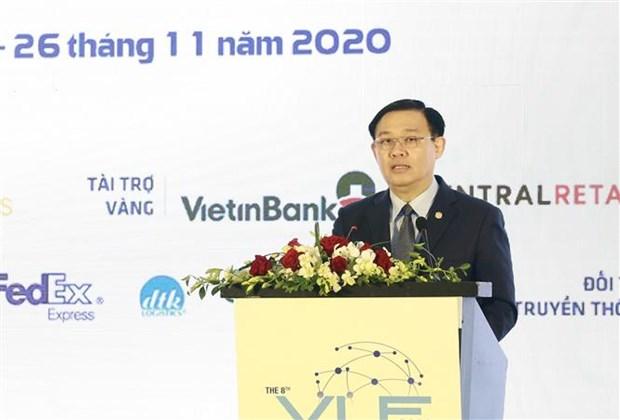 Ouverture du 8e Forum de la logistique du Vietnam hinh anh 1