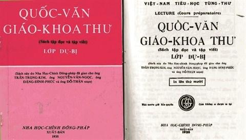 Le manuel de langue vietnamienne des annees 1920 hinh anh 1