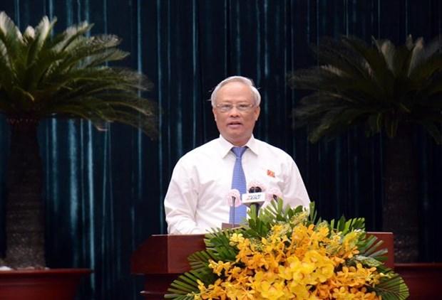 Ouverture de la 23e session du Conseil populaire de Ho Chi Minh-Ville hinh anh 1