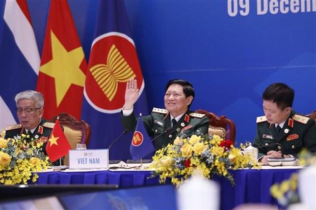 Defense : l'ASEAN et des partenaires favorisent la comprehension mutuelle hinh anh 1