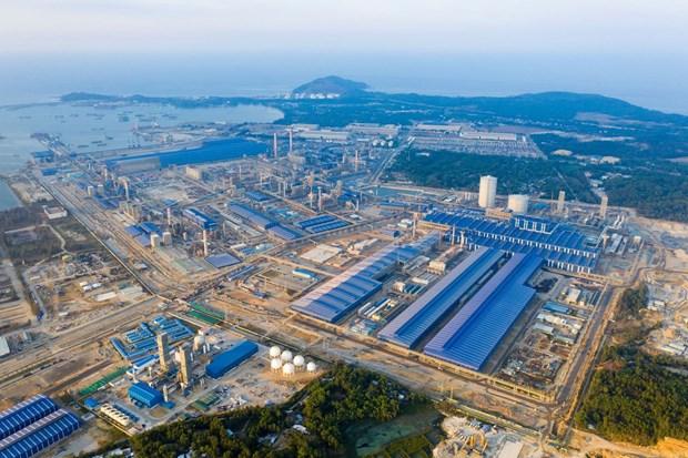 Hoa Phat intensifie sa cooperation avec des partenaires australiens hinh anh 1