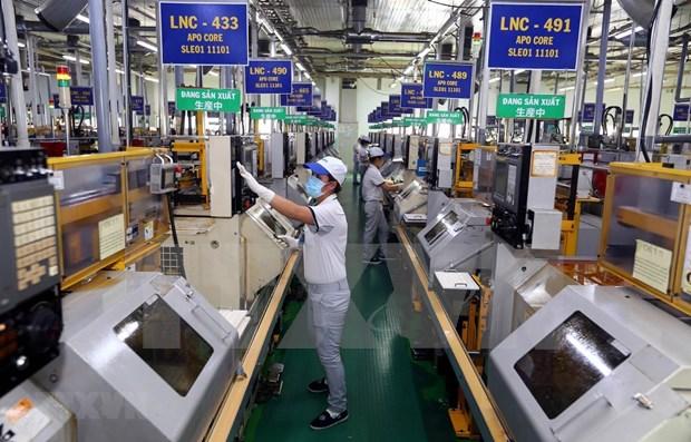 Ho Chi Minh-Ville: les investissements dans les zones industrielles en hausse de pres de 16% en 2020 hinh anh 1