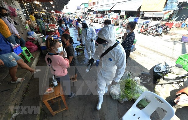 COVID-19 : l'etat d'urgence en Thailande est prolonge une nouvelle fois hinh anh 1
