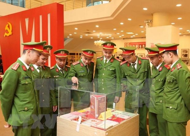 Les forces du renseignement du ministere de la Securite publique a l'honneur hinh anh 2
