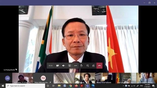 L'ASEAN contribue au renforcement de la connectivite en Asie du Sud hinh anh 2