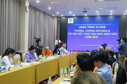 Ho Chi Minh-Ville: Environ 5.000 personnes infectees par le VIH ne sont pas encore identifiees hinh anh 1