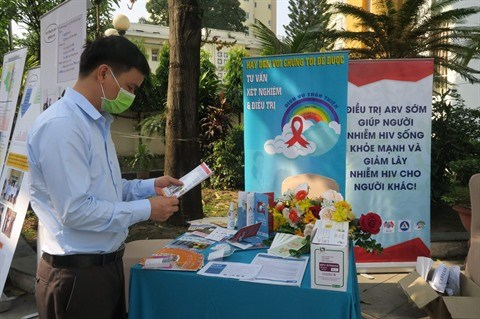 Ho Chi Minh-Ville: Environ 5.000 personnes infectees par le VIH ne sont pas encore identifiees hinh anh 2