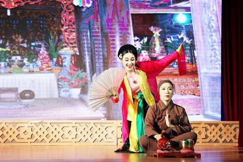 Le fardeau des arts du theatre traditionnel hinh anh 1