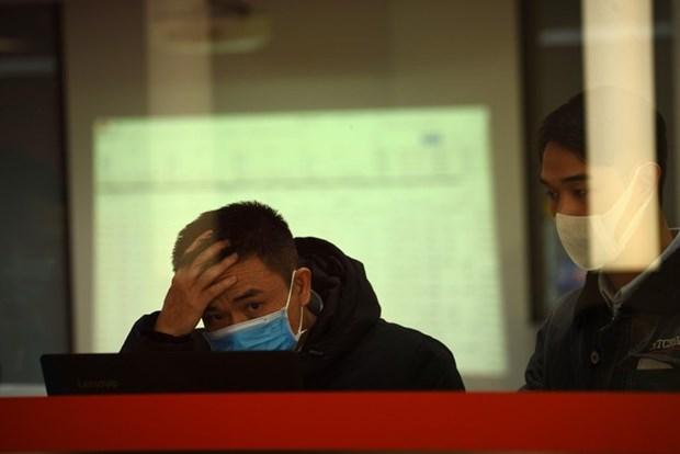 La Bourse vietnamienne dispose d'un fondement solide hinh anh 1