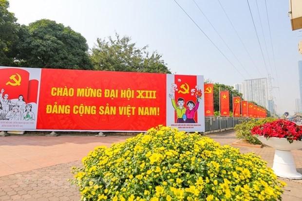 Les Vietnamiens en Allemagne expriment leur confiance en la direction du Parti hinh anh 2