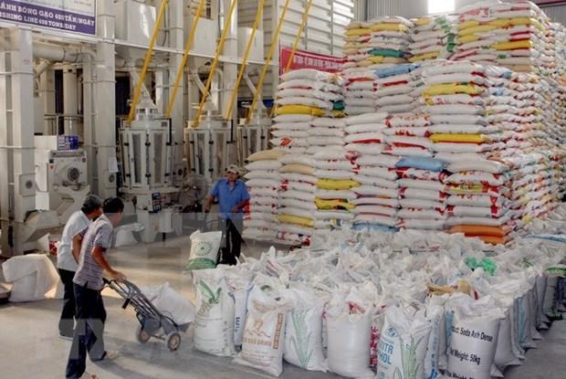 Les exportations de riz vers les Philippines depassent le milliard de dollars hinh anh 1