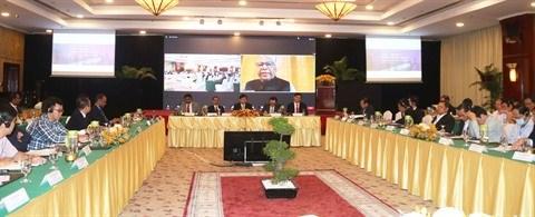 Forum d'investissement Inde-Vietnam: augmentation des opportunites bilaterales pour les entreprises hinh anh 1