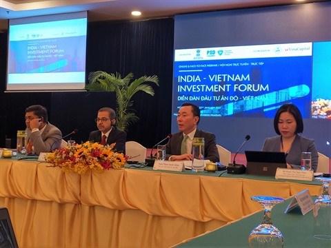 Forum d'investissement Inde-Vietnam: augmentation des opportunites bilaterales pour les entreprises hinh anh 3