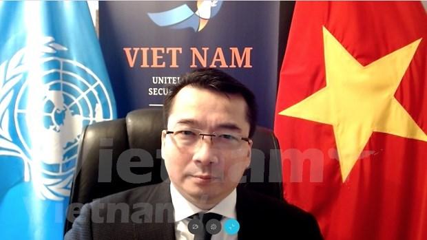 Le Vietnam affirme soutenir des elections libres et equitables des Palestiniens hinh anh 1