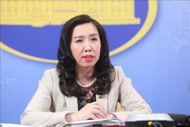 Congres du Parti : le Vietnam cree des conditions propices aux medias etrangers hinh anh 2