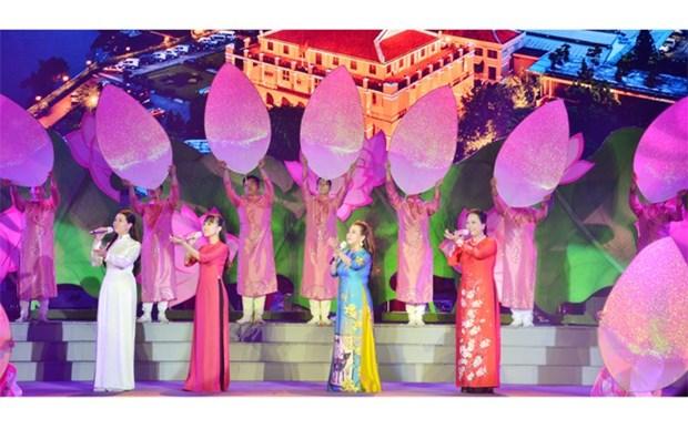 Expositions sur le PCV et le President Ho Chi Minh hinh anh 2