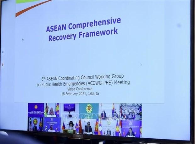 L'ASEAN depensera 10,5 millions de dollars pour l'achat de vaccins contre le coronavirus hinh anh 2