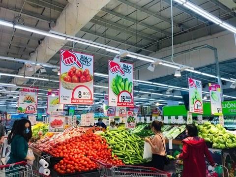 GO!/Big C devrait vendre environ 70 tonnes de produits agricoles de Hai Duong hinh anh 1