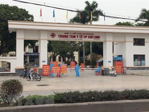 COVID-19: dissolution de l'hopital de campagne N°1 a Hai Duong hinh anh 1