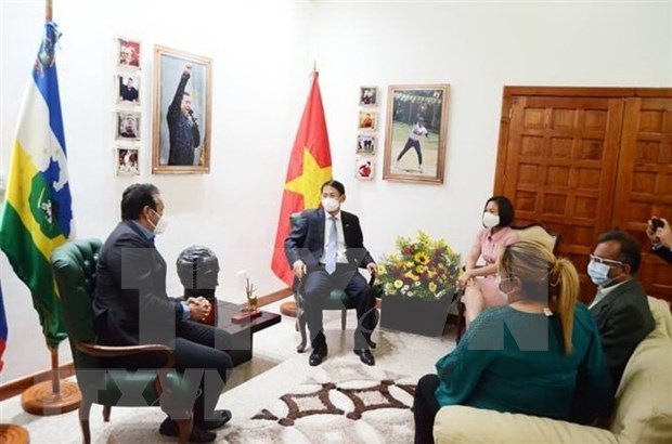 Le Vietnam et le Venezuela promeuvent la cooperation dans l'agriculture hinh anh 2